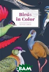 Birds in Color. 50 Postcards