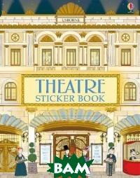 Theatre. Sticker Book