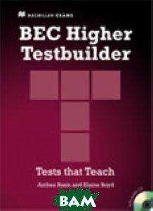 BEC Higher Testbuilder (+ Audio CD)