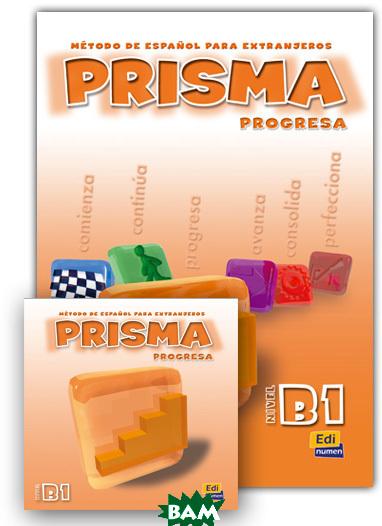 Prisma B1 Progresa - Libro Del Alumno (+ Audio CD)
