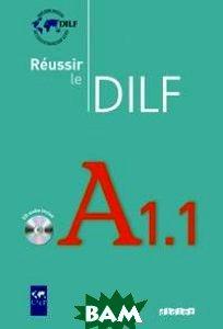 R&233;ussir le DILF A1. 1 livre (+ Audio CD)