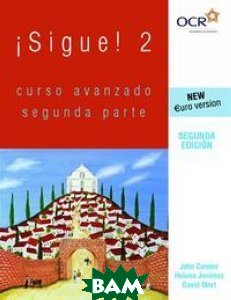 Sigue 2 Student`s book