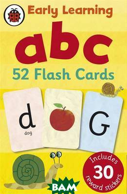 Early Learning: ABC (52 Flash Cards)