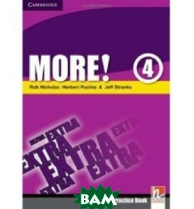 More! Level 4 Extra Practice Book: Level 4