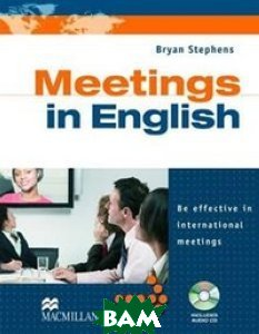 Meetings in English Pack (+ Audio CD)