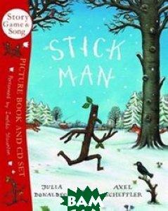 Stick Man (+ Audio CD)