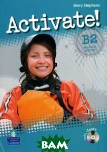 Activate! B2. Workbook with Key (+ CD-ROM)