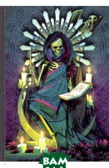 Дневник Santa Muerte (160 страниц, 150 х 210 мм, нелинованный)