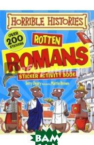 Horrible Histories Sticker Activity: Rotten Romans