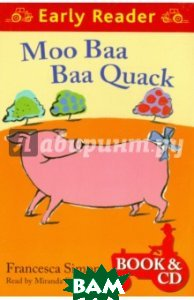 Moo Baa Baa Quack (Book +D) EarlyReaders