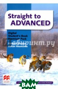 Straight to Advanced Digital Student`s Book Premium Pack (Internet Access Code Card)