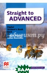 Straight to Advanced Digital Student`s Book Pack (Internet Access Code Card)