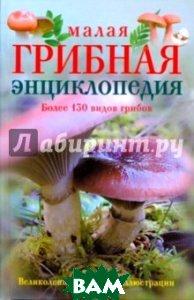 Малая грибная энциклопедия. Более 130 видов грибов   купить