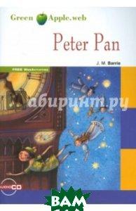 Green Apple. Peter Pan + Cd New Edition