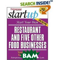 Start Your own Restaurant and Five Other Food Businesses (Startup) (Paperback) 