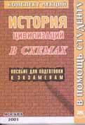 История цивилизаций Конспект лекций в схемах  Водопьянов В.П. купить