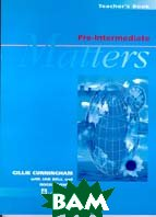 Matters Pre-Intermediate. Teacher's book 
