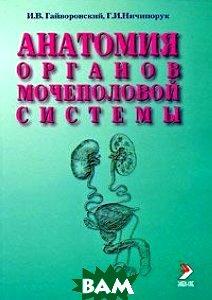 Анатомия органов мочеполовой системы  Гайворонский И.В., Ничипорук Г.И. купить