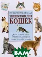 Иллюстрированная энциклопедия кошек   Сладкова О. купить