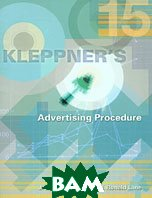 Kleppner's Advertising Procedure (15th Edition) 