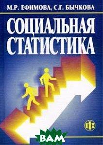 Социальная статистика: Учебное пособие  Ефимова М.Р., Бычкова С.Г. купить