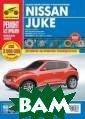 Nissan Juke. Вы пуск с 2010 г.  Пошаговый ремон т в фотографиях  Сидоров К.В. Р уководство по р емонту и эксплу атации автомоби ля Nissan Juke  типа`компакт-кр