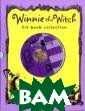 Winnie Witch +  2 CD (+ Audio C D; количество т омов: 6) Thomas  Valerie This f antastic slipca se contains six  of Winnie and  Wilbur`s crazy  capers. Meet th