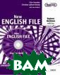New English Fil e. Six-level Ge neral English C ourse for Adult s. Workbook wit h Key and Multi ROM Pack (+ CD- ROM) Oxenden Cl ive 100% new. N ew Practical En