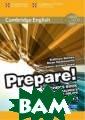 Cambridge Engli sh Prepare! Lev el 1 Teacher`s  Book and Teache r`s Resources O nline: Level 1  (+ DVD) Styring  et al Prepare!  is a lively 7- level general E