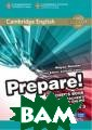 Cambridge Engli sh Prepare! Lev el 3 Teacher`s  Book and Teache r`s Resources O nline: Level 3  (+ DVD) Heyderm an Prepare! is  a lively 7-leve l general Engli