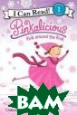 Pinkalicious. P ink Around the  Rink Kann Victo ria After Pinka licious colors  her white ice s kates with a pi nk marker, she  feels ready to  spin and glide