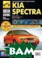 KIA Spectra с 2 004 г. бензинов ый двигатель 1, 6 л. Руководств о по эксплуатац ии, техническом у обслуж. А. В.  Капустин, С. А . Расюк, А. Н.  Шульгин Предлаг
