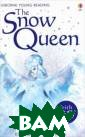 The Snow Queen  (+ CD-ROM) Hans  Christian Ande rsen Gerda and  Kay are best fr iends, until Ka y suddenly chan ges. Then he is  kidnapped by t he wicked Snow