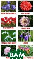 Комплект карточек `Вундеркинд с пелёнок. Цветы`    купить