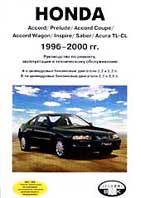 Honda Accord/Prelude 1996-2000 ����������� �� ������� 
