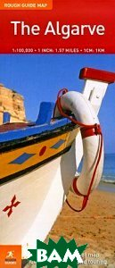 The Algarve: Rough Guide Map
