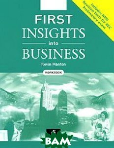 First Insights into Business. Workbook with Key