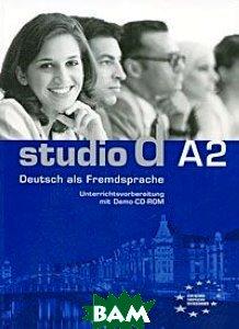Studio d A-2 Material zur Unterrichtsvorbereitung mit Demo CD-ROM (+ CD-ROM)