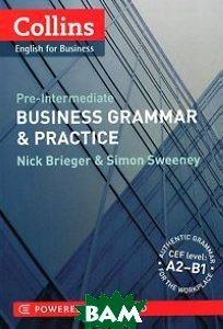 Collins: English for Business: Pre-Intermediate: Business Grammar& Practice