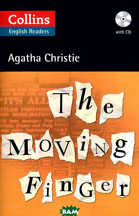 The Moving Finger (+ Audio CD)