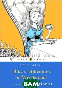 Alice's Adv Wonder (Puf Clas Rel)