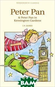 Peter Pan& Peter Pan in Kensington Gardens