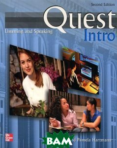 Quest: Introduction to Listening and Speaking, Student Book