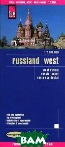 Russland West. Карта