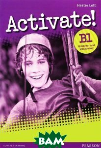 Activate! Level B1 Gram/Vocab Book New Edition