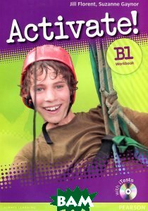 Activate! Level B1 Workbook no key/CD-Rom Pack New Edition
