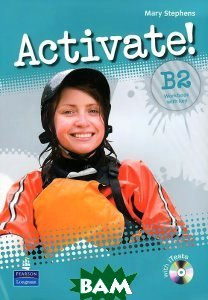 Activate! Level B2 Workbook + key/CD-Rom Pack New Edition