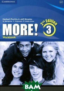 More! Level 3: Workbook