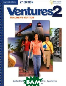 Ventures Level 2 Teacher`s Edition with Assessment Audio CD. Spiral-bound (+ CD-ROM)