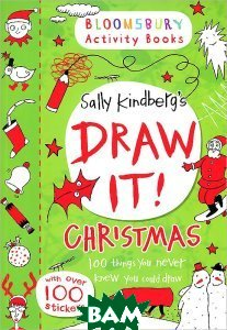 Draw It! Christmas: 100 Things You Never Knew You Could Draw